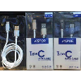 Cáp sạc Aspor rapid cable A161 Type C
