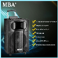 Loa kéo speaker supply single 15 inch MBA