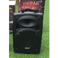 Loa kéo Jiepak D-15 Speaker Bluetooth, 2 mic FM, D15 port USB SD