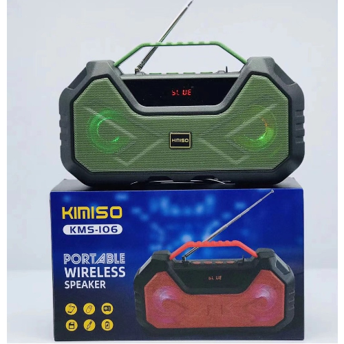 Loa Bluetooth KIMISO KMS-106