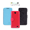 Bao Da   Lenovo A820t Fresh Series Leather Case
