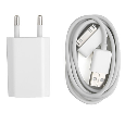 Sạc cáp Iphone 4 4s Usb Charger & Data Cable Combo