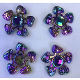 Con Quay Hand Spinner - Fidget Spinner 5 canh trai tim